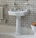 traditional basin